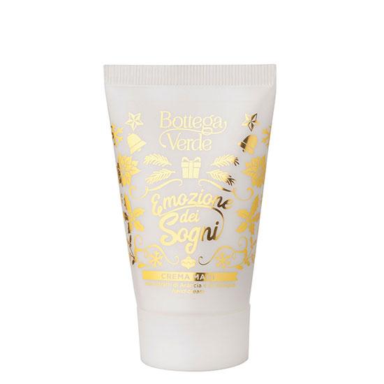 Crema de maini cu extract de portocale si vanilie, editie limitata - Emozione dei Sogni, 30 ML
