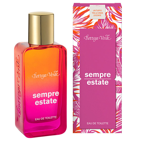Apa de toaleta Always Summer, 50 ML