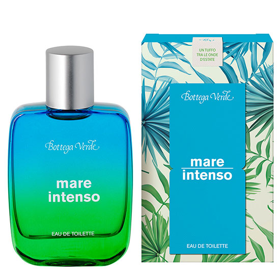 Apa de toaleta Intense Sea, 50 ML