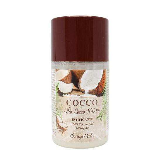 Ulei de cocos pentru par si corp - Cocco, 100 ML