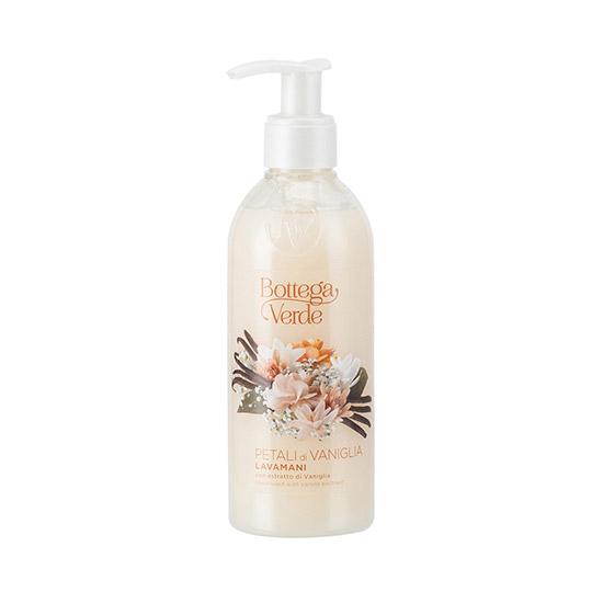 Sapun lichid, delicat, cu petale de vanilie - Petali di Vaniglia, 250 ML