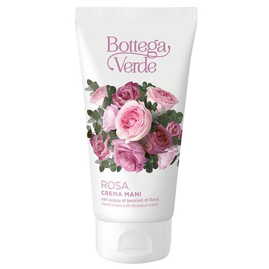 Crema de maini, delicata, cu aroma de trandafiri - Rosa, 75 ML