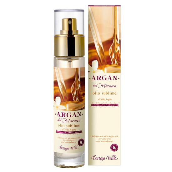 Argan de Maroc - Ulei de argan regenerator, hranitor si catifelat