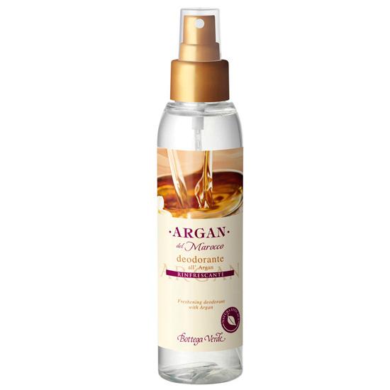 Parfum deodorant racoritor cu ulei de argan - Argan del Marocco  (125 ML)
