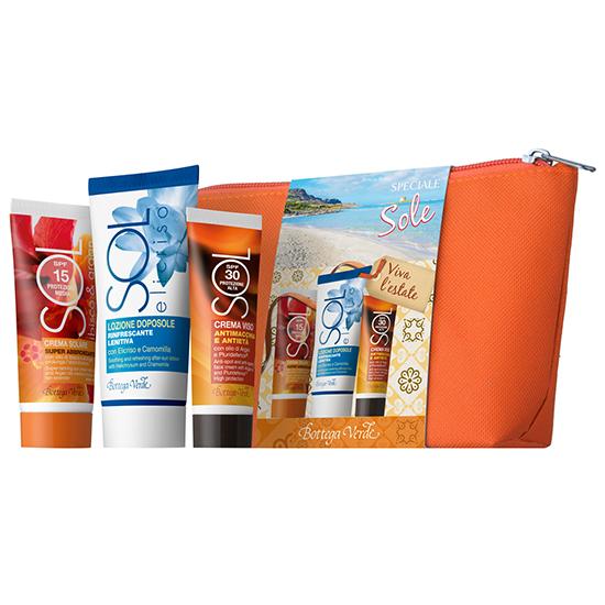 Protectie solara - Kit mini 3 produse