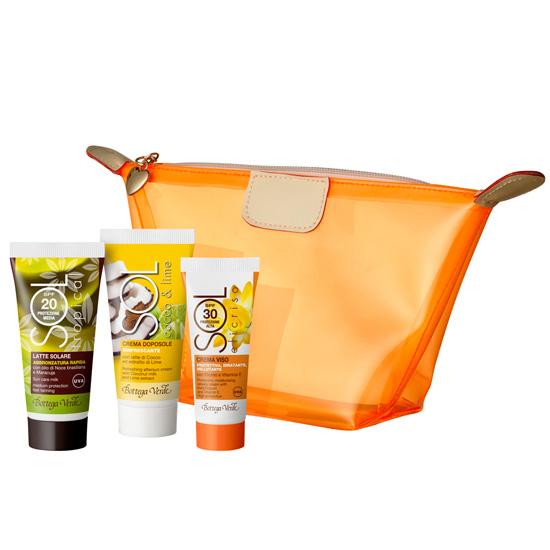 Set 3 produse pentru protectie solara