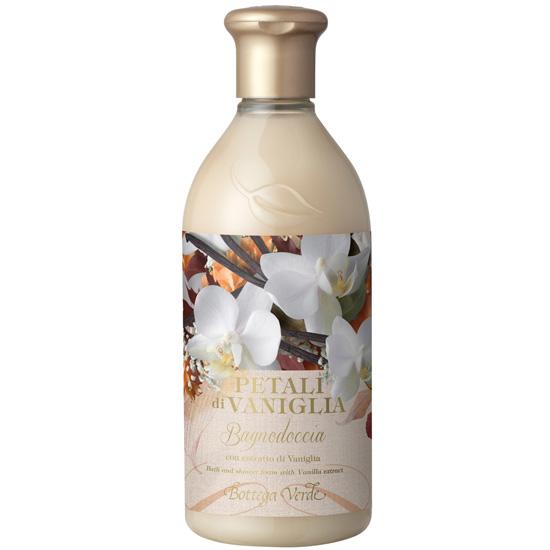 Gel de dus cu extract de vanilie - Petali di Vaniglia  (400 ML)