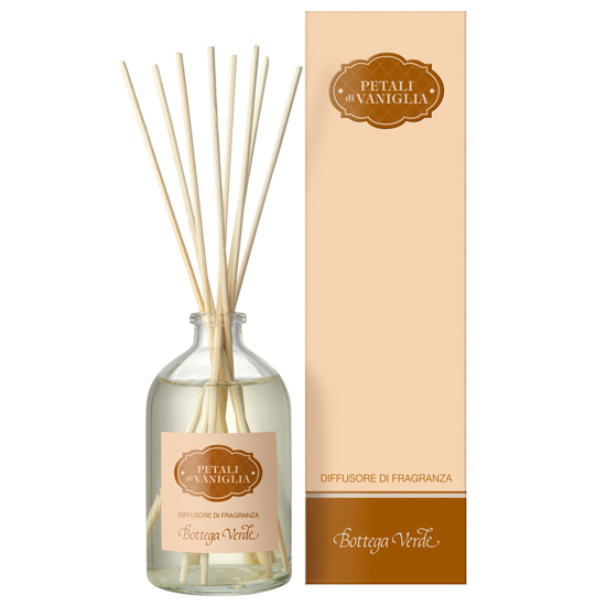 Petale de vanilie - Difuzor de parfum