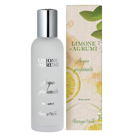 Apa parfumata cu aroma de lamai - Limone e Agrumi  (100 ML)