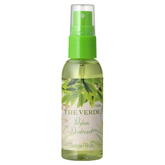 Ceai verde - Deodorant spray cu extract de ceai verde