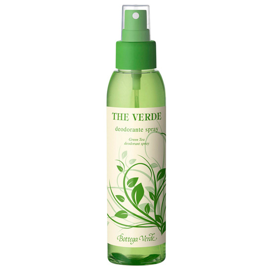 Parfum deodorant cu extract de ceai verde - The Verde  (125 ML)